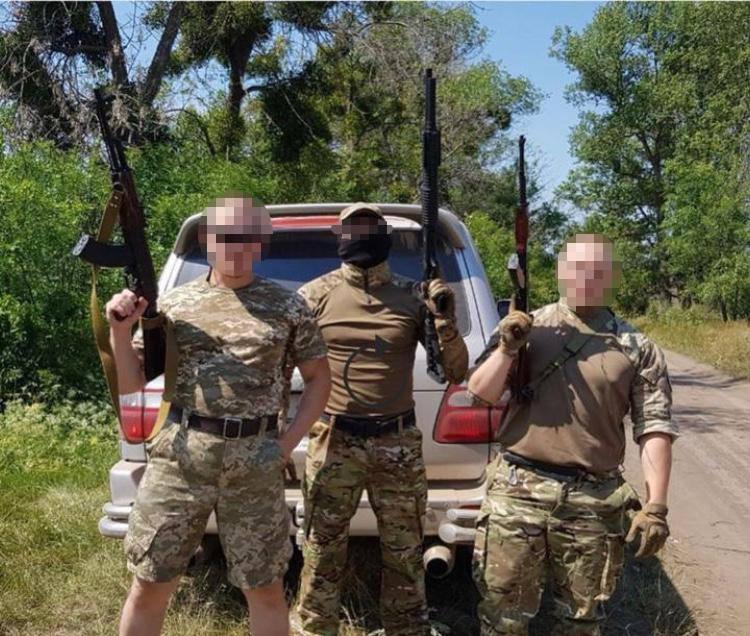 В Киевской области блокировали деятельность группы торговцев оружием