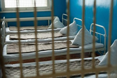 Из областной психбольницы Волынской области сбежал пациент