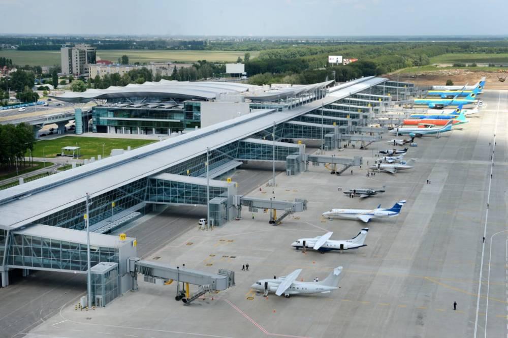 СБУ раскрыла хищения при строительстве паркинга в аэропорту «Борисполь»
