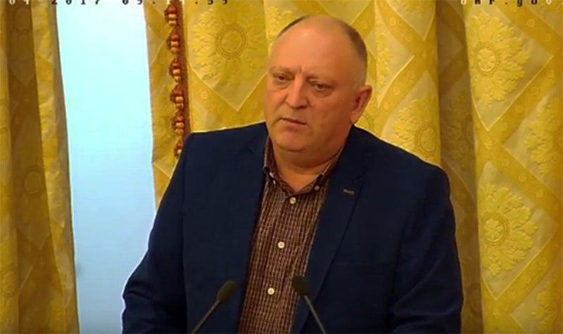 Одесский коммунальщик скрывает стоимость своего автомобиля