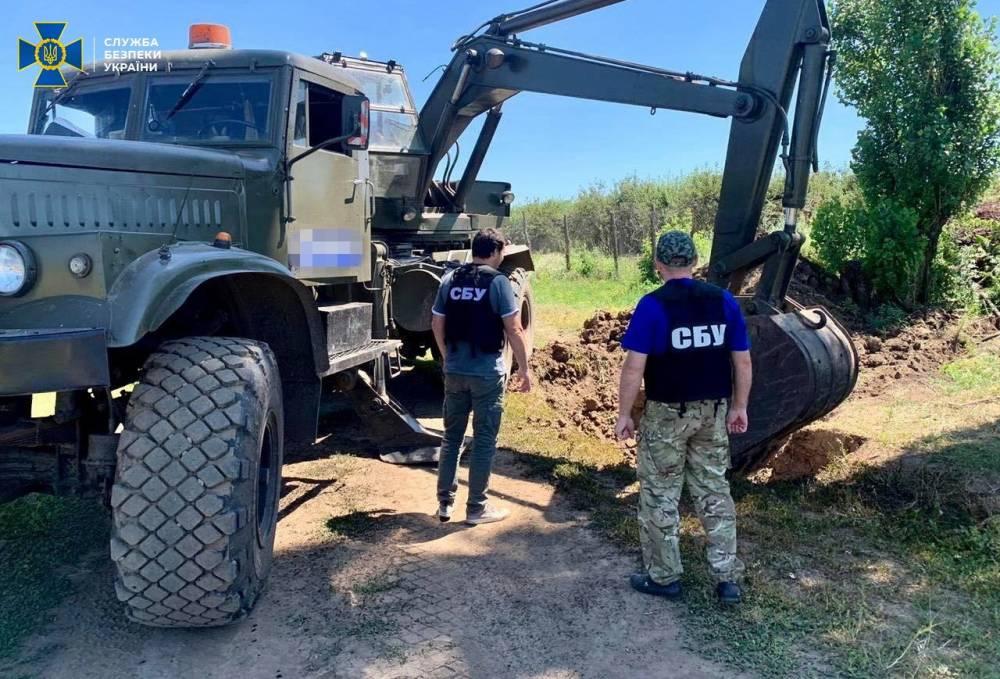 В Харьковской области неизвестные повредили нефтепровод ради кражи топлива