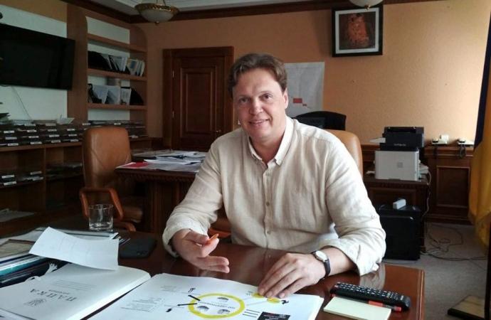 Сенниченко переложил ответственность за ситуацию в «Центрэнерго» на Корчинского