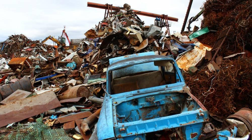 Сборщики лома призвали Верховную Раду побороть коррупцию на рынке металлолома