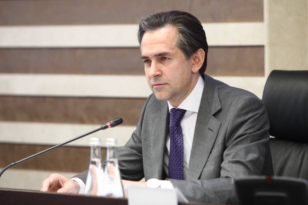 Любченко вновь возглавил налоговую службу