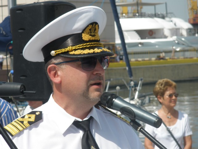 Глава Морской спасательной службы, уличенный в злоупотреблениях, указал состояние в 28,6 млн гривен