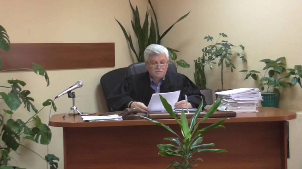 Экс-судье из Одессы дали семь лет тюрьмы