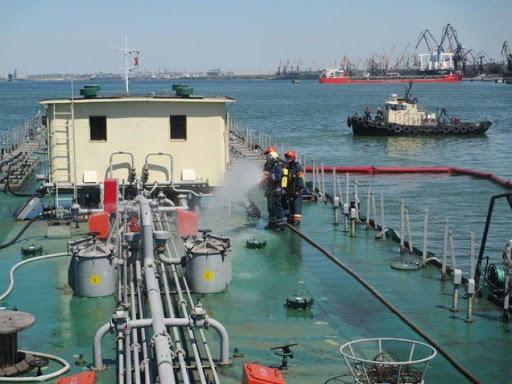Филиал АМПУ в Южном заказал ремонт нефтеналивного суда у компании с уголовным прошлым