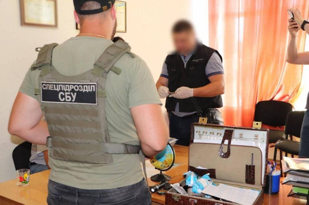 Глава сельсовета в Одесской области вымогал взятку за аренду земельного участка