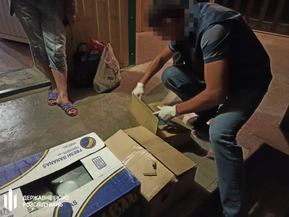 В Старобельске офицер организовал кражу продуктов из военного госпиталя