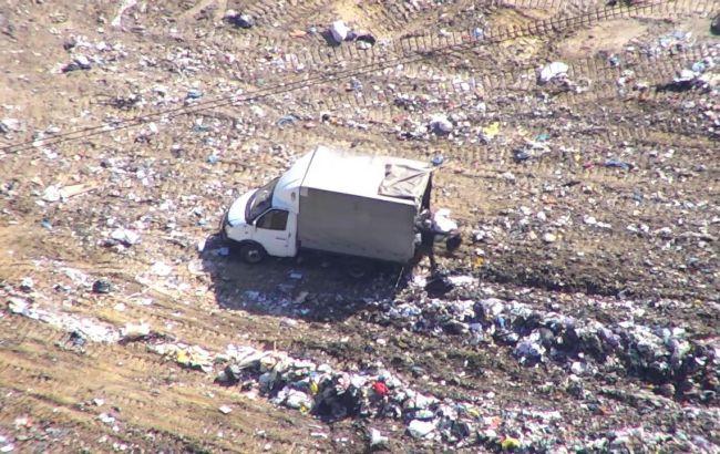 Главе компании, вывозившей нелегально опасные отходы на свалку под Киевом, вручили подозрение