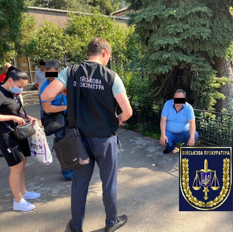 В Никополе на взятке поймали замглавы управления защитных массивов Днепровских водохранилищ