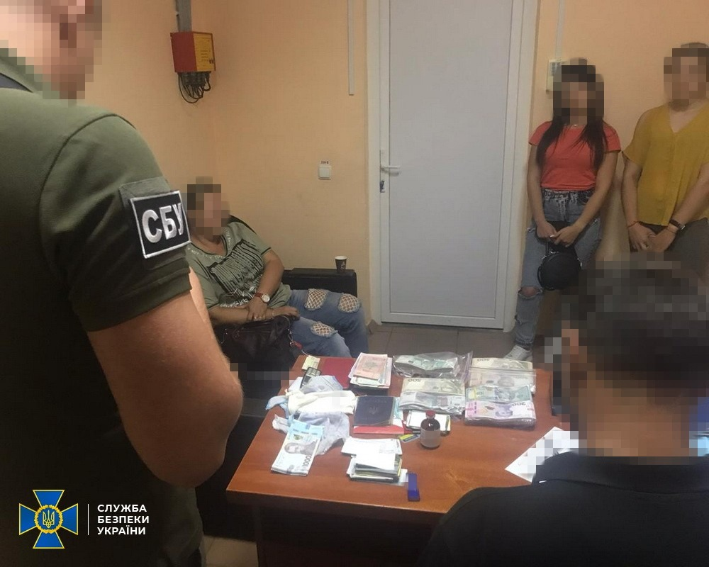 СБУ заблокировала очередной канал незаконных соцвыплат боевикам на Донбассе