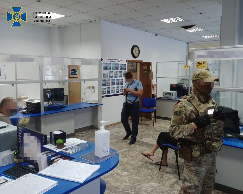 СБУ разоблачила системную коррупцию при оформлении документов морякам