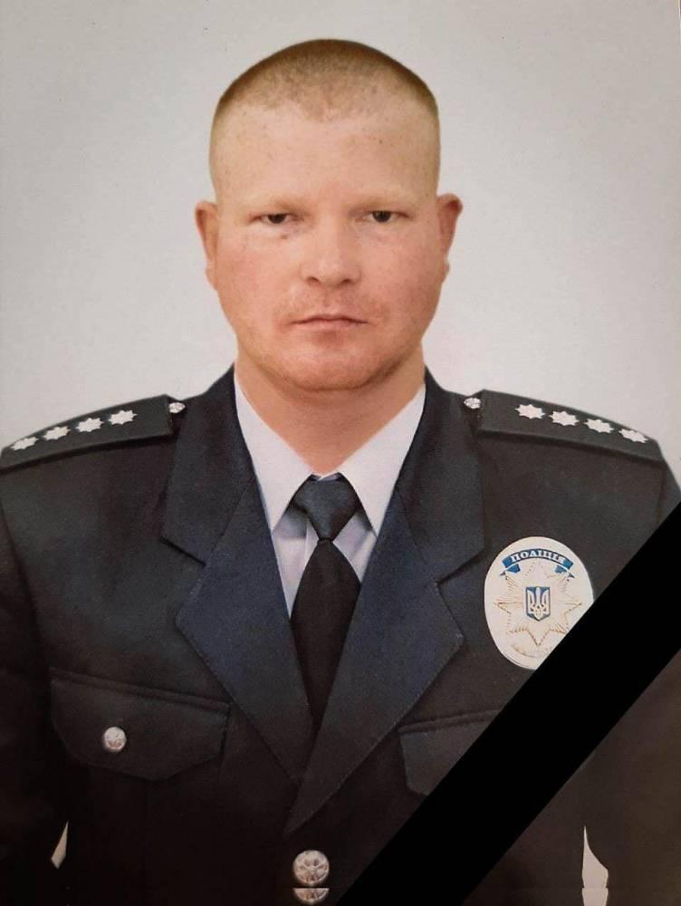 В ДТП под Киевом погиб капитан полиции