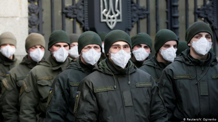 Министерство культуры заказало съемку рекламного фильма о борьбе Нацгвардии с коронавирусом