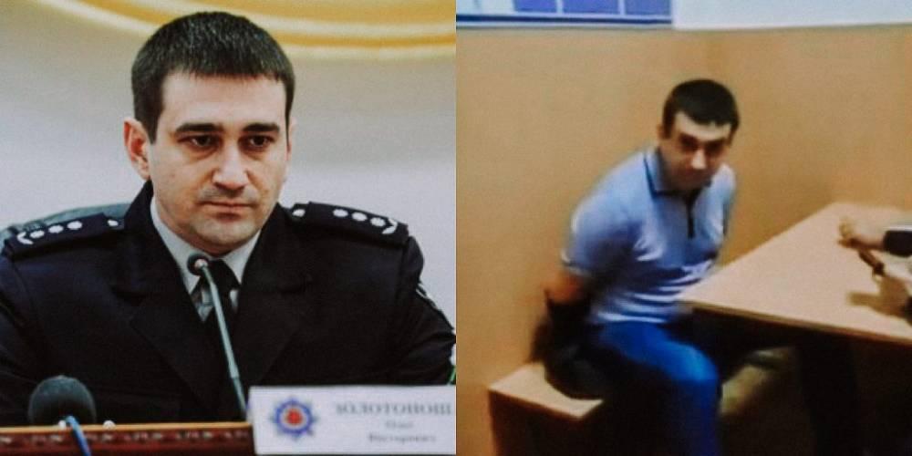 Экс-глава полиции Запорожской области добивается отмены постановления за пьяную езду