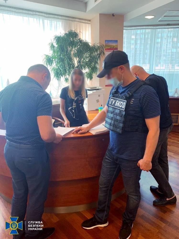 СБУ разоблачила экс-руководство «Укртрансбезопасности» на растрате более 100 млн гривен