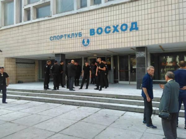 Незаконно проданную недвижимость Киевского радиозавода передали АРМА
