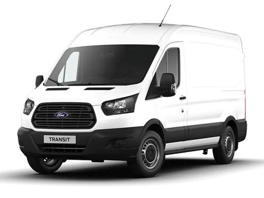 Нацгвардия без конкуренции заказала микроавтобусы Ford Transit за 104 млн гривен