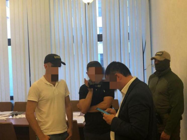Чиновник Харьковской ОГА, попавшийся на взятке, хранит 3,3 млн гривен в биткоинах
