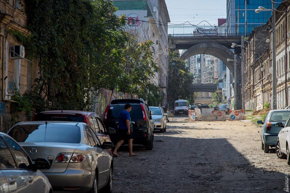 В Одессе фирма мэра получит 200 млн гривен на ремонт улицы