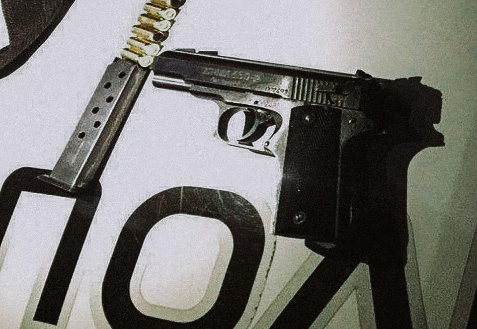 В Ровно патрульный выстрелил в велосипедиста