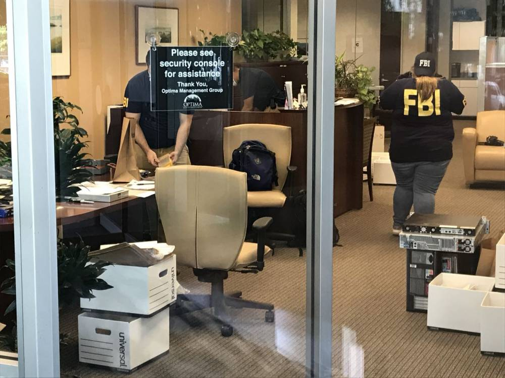 В США провели обыски у компании, связанной с Коломойским