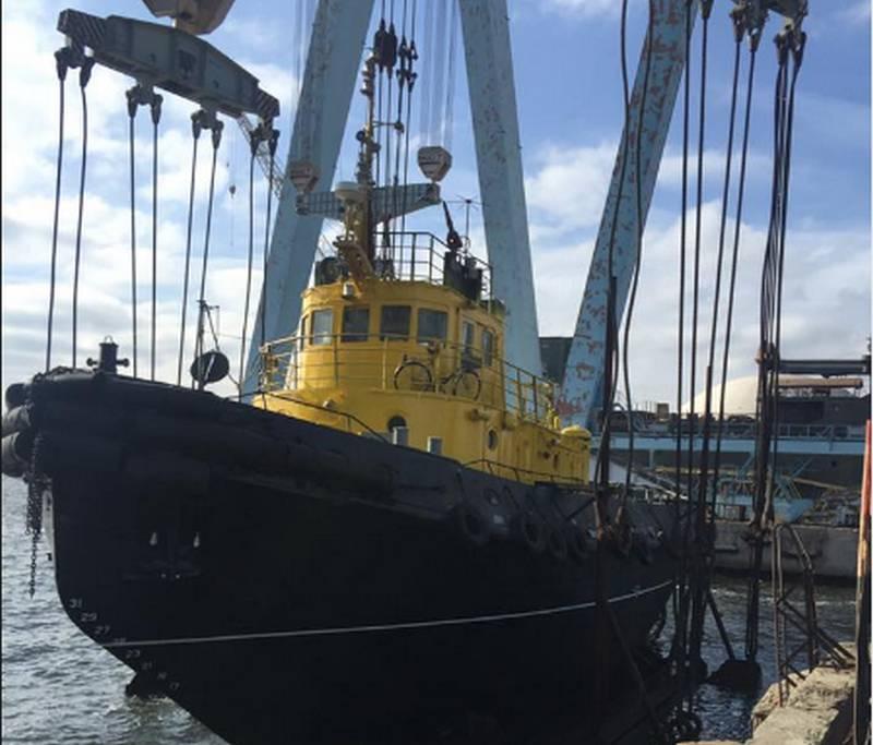 Руководство порта «Ольвия»  отдает подряды на ремонт буксиров скандальному бизнесмену
