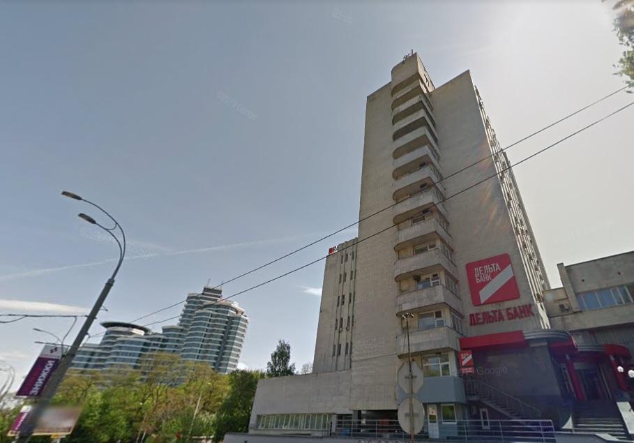 ФГВФЛ продал центральный офис «Дельта Банка» за половину стоимости