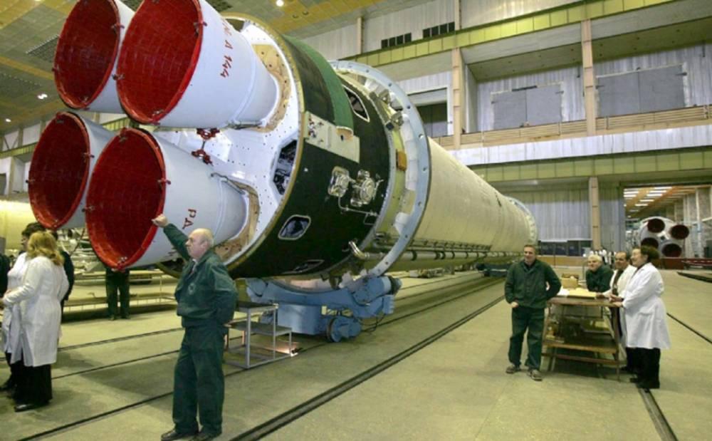 Южмаш заказал оборудование за 96 млн гривен для ракеты Antares