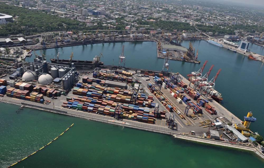 В Нацполиции не могут найти виновных в незаконной передаче земель Одесского и Черноморского портов