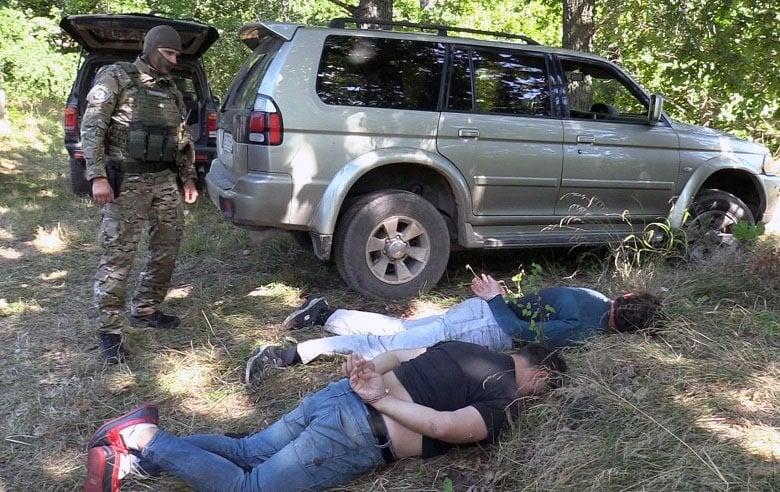 В Киеве бандиты неделю удерживали заложника ради выкупа