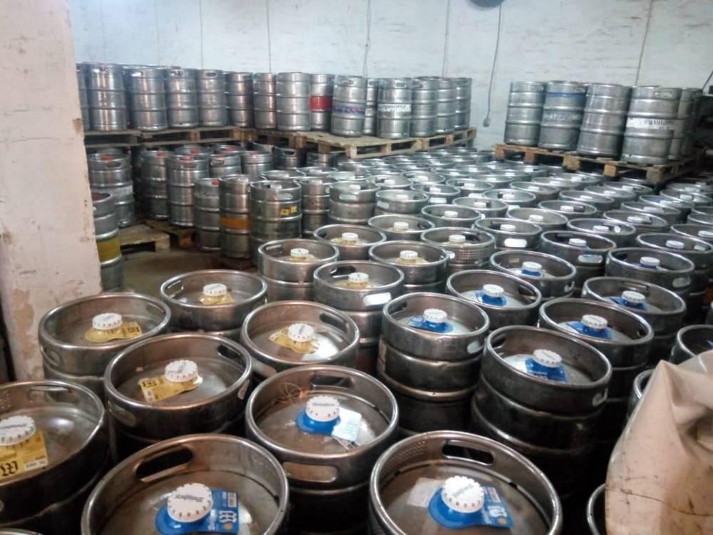 В Полтаве продавец пива не заплатил в бюджет 7,5 млн гривен