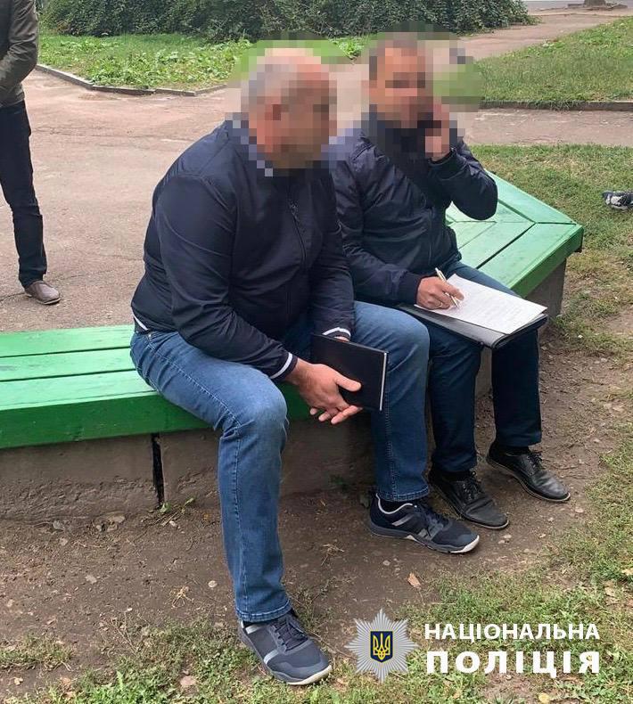 В Житомире доцент университета вымогал взятку у абитуриента за поступление