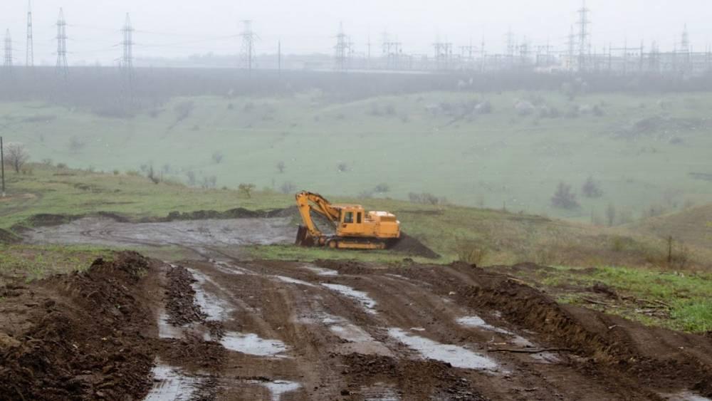 В Днепре обнаружили хищения при строительстве мусорного полигона «Правобережный»
