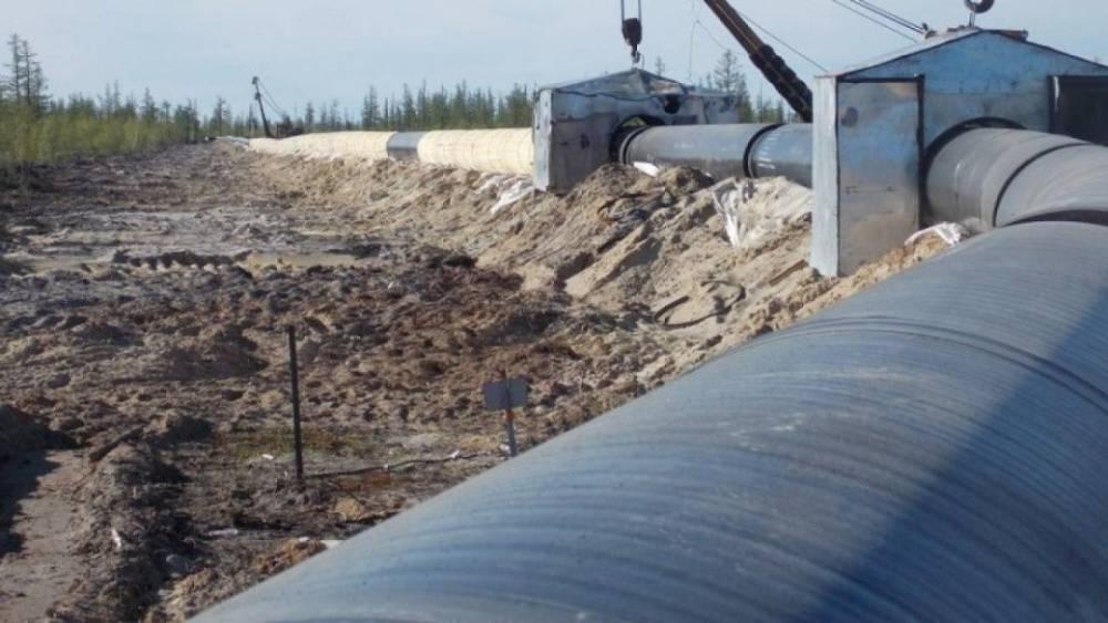 Во Львовской области обнаружили хищение нефти из нефтепровода «Дружба» в промышленных масштабах