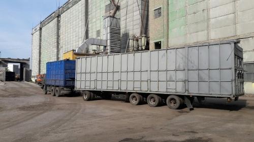 В Кропивницком на комбинате Госрезерва испортилось зерно на 22 млн гривен