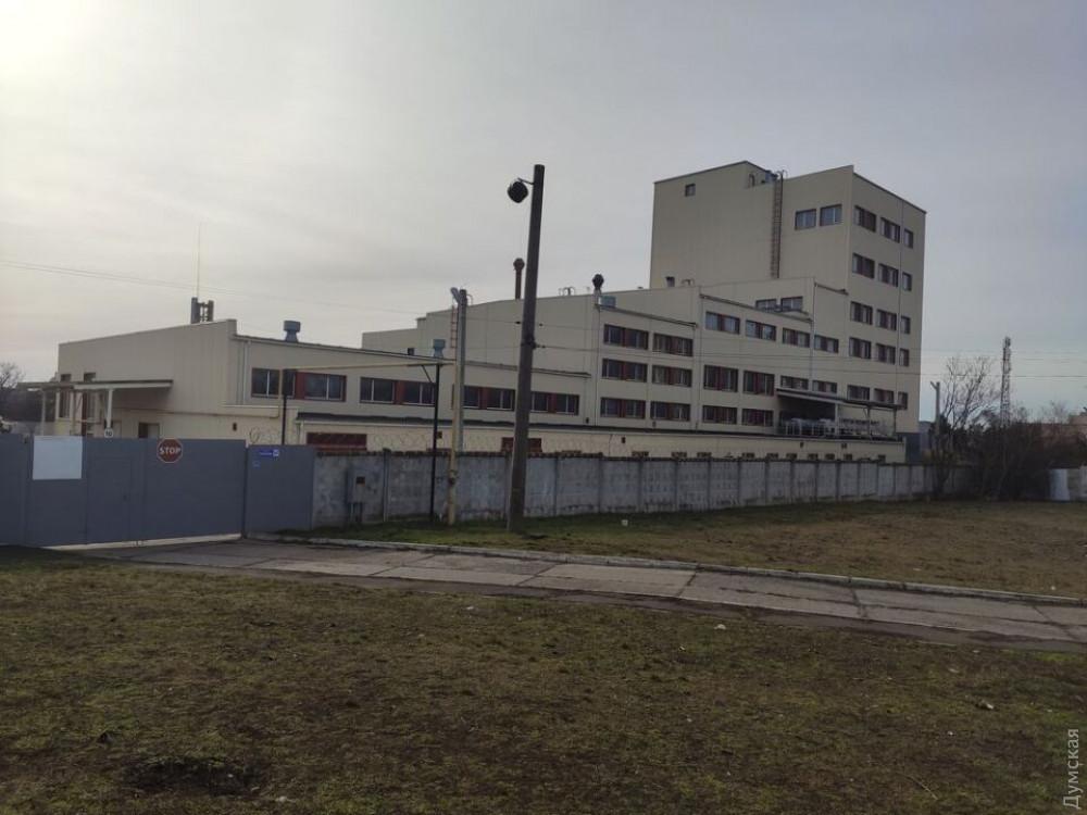 Через «СЕТАМ» продают кофейный завод в Черноморске, арестованный задолги