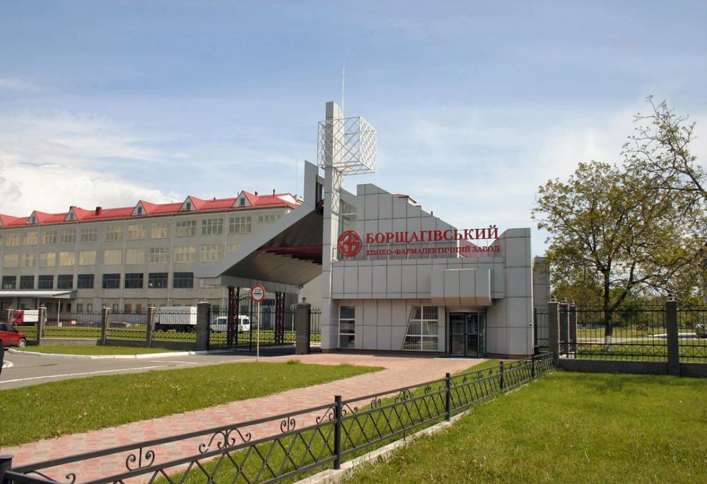 Суд признал незаконной продажу Борщаговского фармзавода фирме экс-нардепа Загория