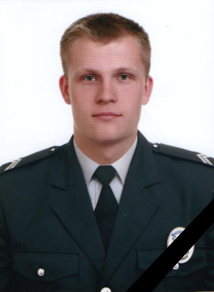 В Черкасской области в аварии погиб патрульный