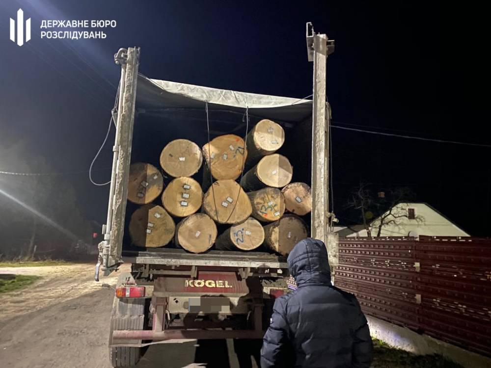 Чиновников Миженецкого лесничества подозревают в незаконной вырубке леса на 6,6 млн гривен