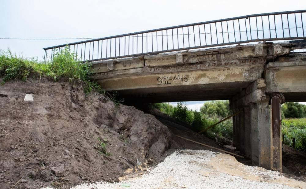 Молчанкский горсовет заказал ремонт моста  фирме из окружения местного депутата