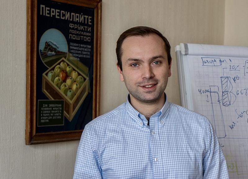 Заместитель гендиректора «Укрпочты» Перцовский переходит на работу в «Укрзализныцю»