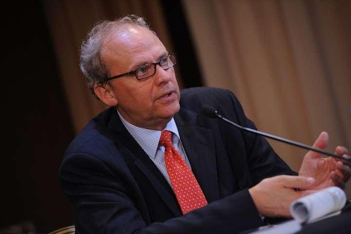 Член набсовета «Укрзализныци» Аслунд подал в отставку