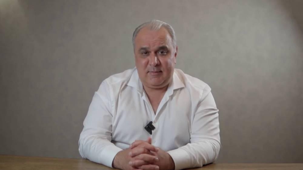 Жвания подал официальное заявление в ГБР на Порошенко и других политиков