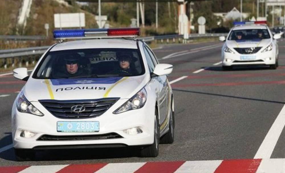 Полицейские будут фиксировать нарушения ПДД во время движения патрульного авто