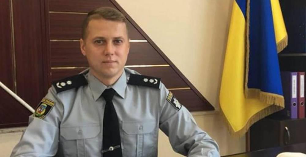 Уволенного за стрельбу в Украинке топ-офицера полиции подозревают в «отжиме» имущества АЗС
