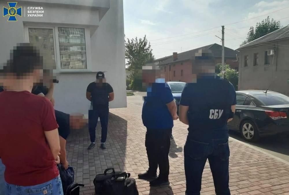 СБУ разоблачила интернет-провайдера, предоставлявшего бесплатный трафик на территорию «ЛНР»