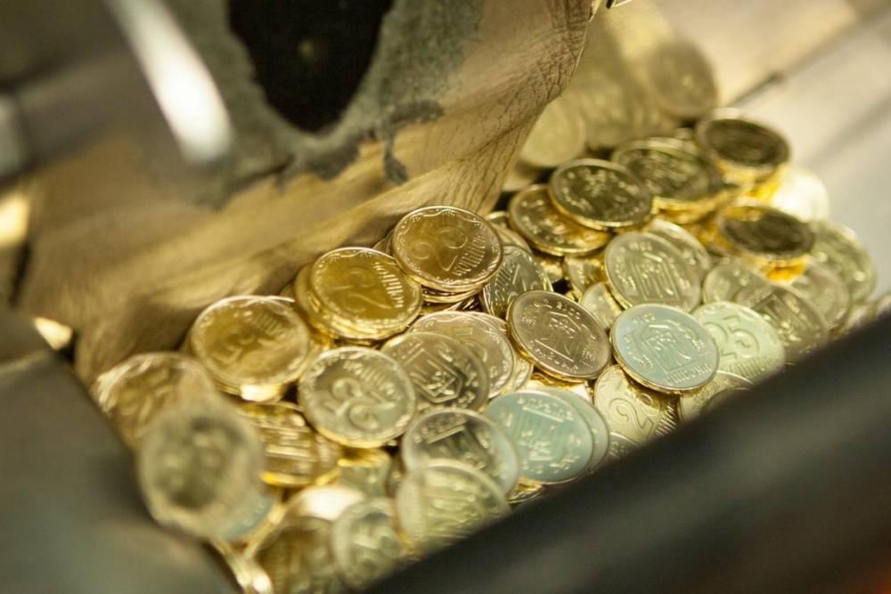 С октября НБУ выводит из обращения еще одну монету