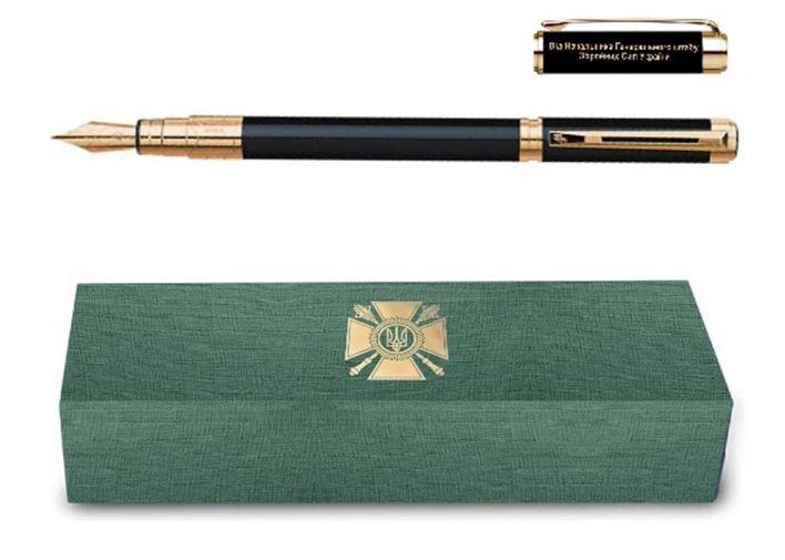 Генштаб Вооруженных Сил решил купить ручки Parker с позолотой на 300 тысяч гривен